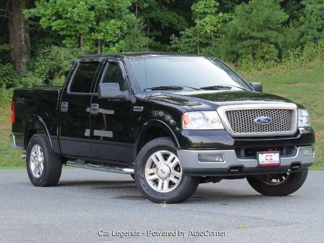 2004 Ford F-150 LARIAT 4WD