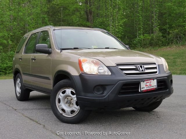 2005 Honda CR-V AWD